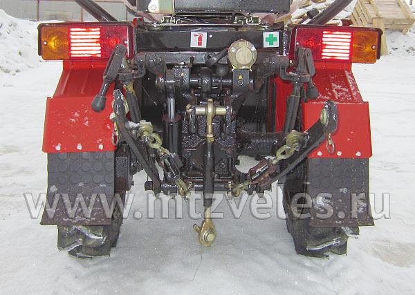 Минитрактор МТЗ-132Н