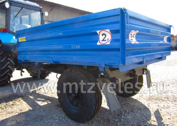 Тракторный полуприцеп 1ПТС-2