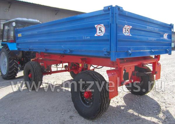 Тракторный прицеп 2ПТС-5