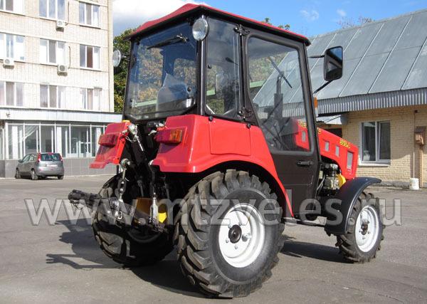 Трактор Беларус 320.4 LDW - mini-traktor.by