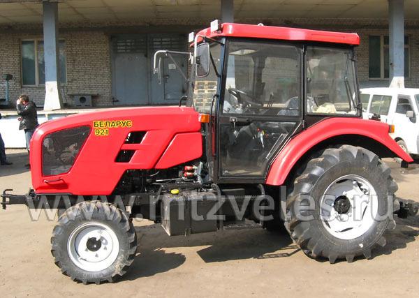 Трактор МТЗ 921.3 садоводческий