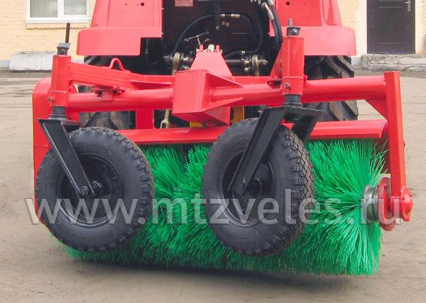 Купить Щетка коммунальная МК 2.0 для трактора МТЗ: цена.