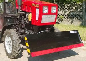 Жесткий бульдозерный отвал ОБМ-1500 для МТЗ-320