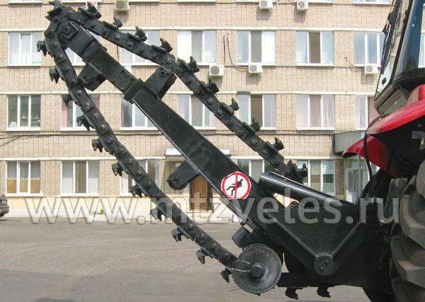 Экскаватор траншейный ЭЦ-1800
