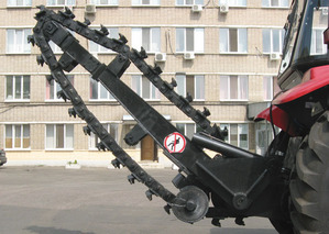 Летний рабочий орган ЭЦ-1800