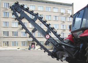Летний рабочий орган ЭЦ-1800 (2 метра)