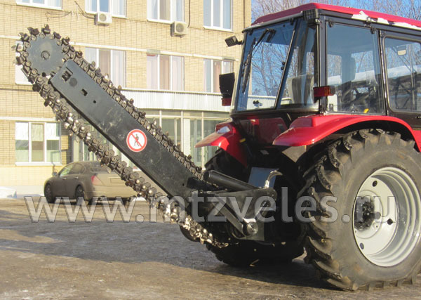 Баровая машина ЭЦ-1800