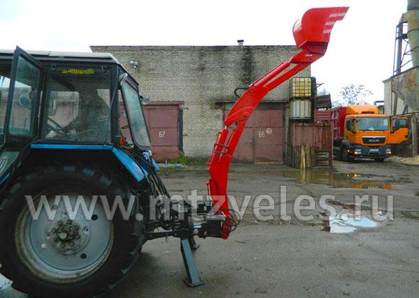 Навесной экскаватор МЭН-300