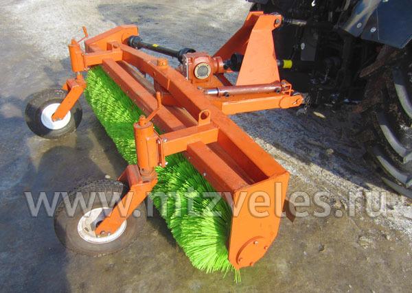 Щетка тракторная уборочная ОДУ-1221