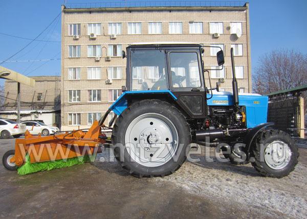 Щеточное оборудование ОДУ-80/82