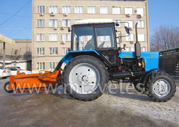 Ледоруб к щетке ОДУ-80/82