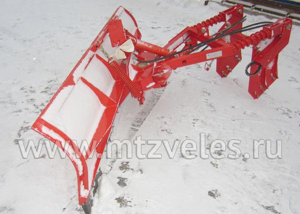 Коммунальный отвал ОКП-2.5 для снега