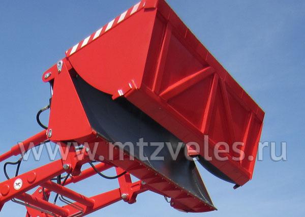 Ковш челюстной ПФН-270 (1 м3) для погрузчика ПФН-0.9