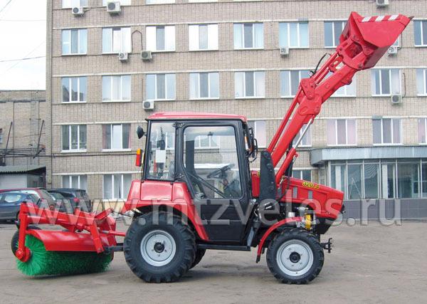 Коммунальная машина ПФС-320БКУ