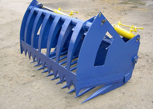 Аллигаторный ковш ПБМ-800-20