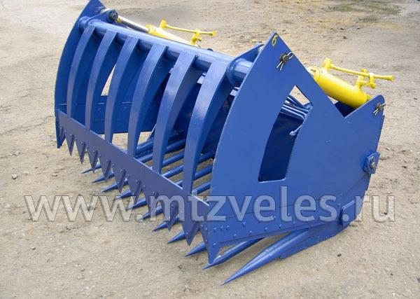 Аллигаторный ковш ПБМ-1200-20