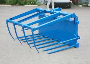 Вилы для погрузки навоза ПБМ-800-12