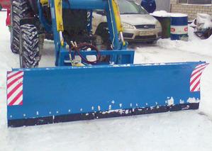 Снежный отвал ПБМ-800-15