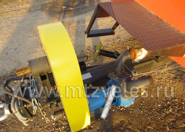 Поливомоечное оборудование ПМО-3.5