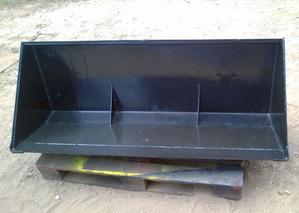 Ковши 0.2 и 0.3 м3 для погрузчика ПТМ-0,4
