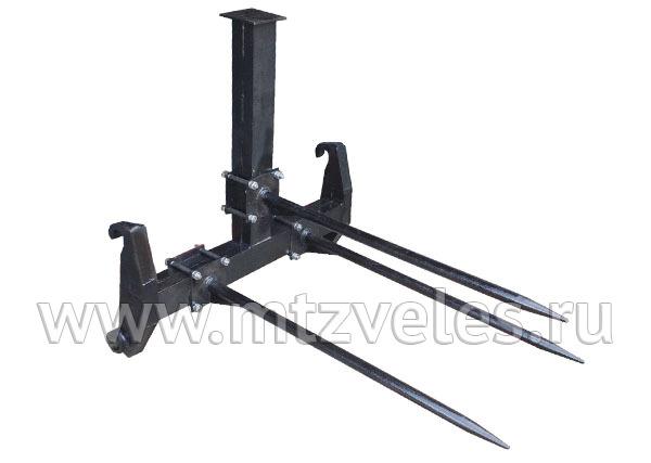 Вилы штыковые для погрузчиков ПТМ-0.75, ПТМ-1100