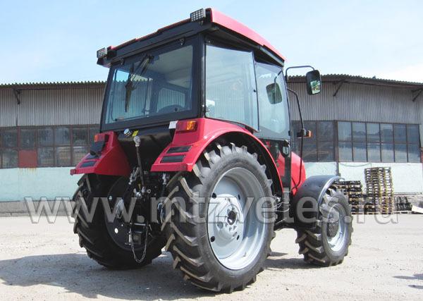 Трактор СМТ-80