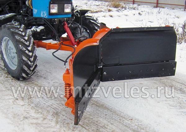 Отвал Бабочка на трактор МТЗ-80, МТЗ-82 1,4-2 : продажа.