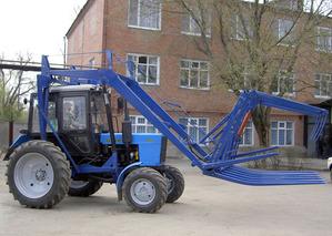 Трактор МТЗ-320. Технические характеристики, цена, фото и.