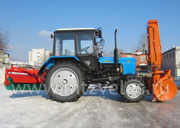Снегоуборочная машина СУ 2.1 ОПМ