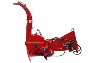 Рубильная машина Торнадо В200 с гидравлической подачей